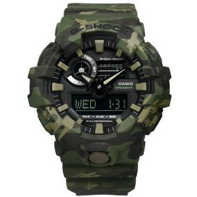 268fa117c4c G Shock Camuflado Verde - Relógio Masculino no Mercado Livre Brasil
