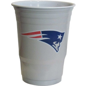 Nfl New England Patriots Game Day - Tazas (18 Onzas 2b76c74391b
