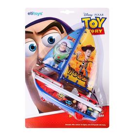 Barco A Corda Brinquedo Toy Story Etitoys Dy-604