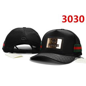Gorra Gucci Placa Gold -oferta! 1dd573cc709