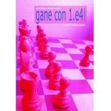 Aprenda Aperturas. Gane Con 1.e4! - Libro Ajedrez
