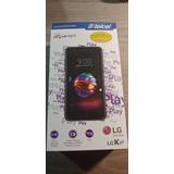 Lg K11+ Nuevo, 32gb, 2gb Ram, Sensor De Huella