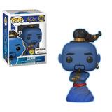 Funko Pop Disney Aladdin Live Action Genie Gitd Amazon