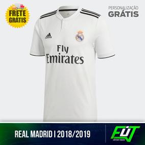6ccce075c Camisa Real Madrid 2018 Oficial no Mercado Livre Brasil