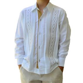 Camisa Guayabera Yucateca Casual Lino Niño _cfkjorn1221
