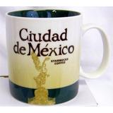 Starbucs Taza City Mug Ciudad De Mexico