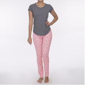 Pijama Ropa De Dormir 28118 Gris