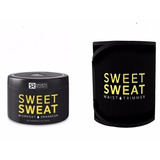 Kit Sweet Sweat Pote Gel 184g + Cinta Neoprene Original