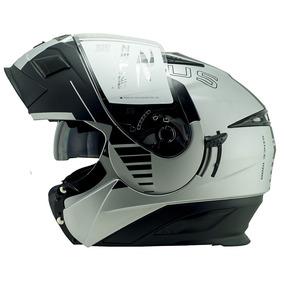 Capacete 3020 Matt Silver/ab12 Cruiser Blk