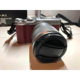 Remato Cámara Fujifilm X A1, Como Nueva