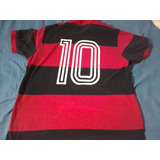 Camisa Flamengo 87 Linha Retrô