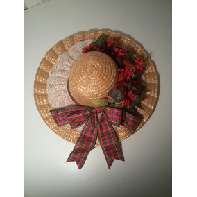Sombrero Grande - Pamela De Navidad 78fe550237d