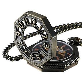 Carrie Hughes Steampunk Vintage Reloj Mecanico Importado 2f92a8075869