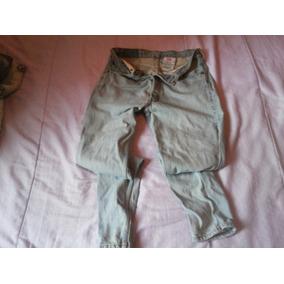 Calça Jeans Levis Fecho Botões. Bras. N. 44. 555 W33l34 - Calças ... 082283705fa