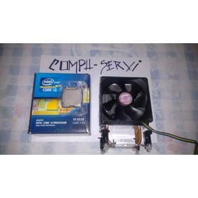 Procesador I3 3220 Con Fan Cooler Original De Intel