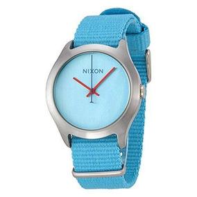 Reloj Dama Nixon Celeste