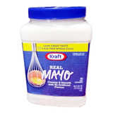 Salsa Mayonesa Kraft 1,77l Importada Usa
