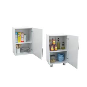Gabinete Organizador De Pared P/cocina Moderno Y Elegante