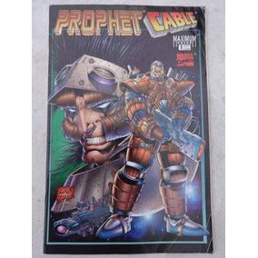 Prophet Cable Nº 1 - Rob Liefeld - Mark Pajarillo - Maximum