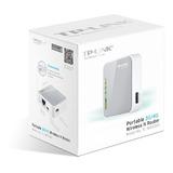 Router Wifi Portatil Tp-link Tl-mr3020 Modem 3g 4g