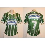 Camisa Palmeiras Rhumell Parmalat 1994 #7 - G
