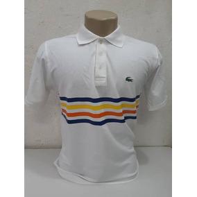 Camiseta Polo Lacoste - Calçados 92bfd70efd88c