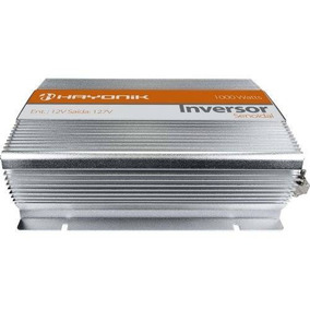 Inversor 12v /127v - 1000w Onda Senoidal - Hayonik