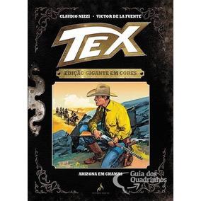 Encadernados Tex Gigante Em Cores Mythos Hq 5