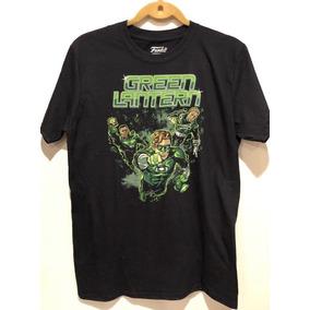 Funko Pop! Playera Legion Of Collectors Green Lantern Corps