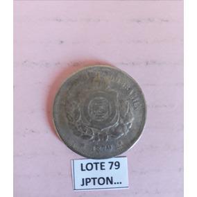 Mais Uma Linda Moeda De 100 Ano1879. (lote Nº 79)