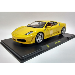 Miniatura Ferrari F430 Escala 1 24 - Automóveis no Mercado Livre Brasil a1d7a9f87d0