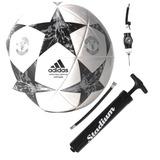 ec7e6ab088 Kit Bola adidas Uefa Manchester Bomba E Calibrador 1magnus