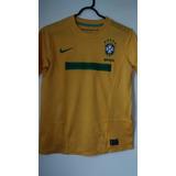 d7a40f067c Camisa Selecao Brasileira 2011 - Camisas de Futebol no Mercado Livre ...