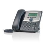 Teléfono Ip Con Display Puerto Pc Cisco Spa303-g1 3 Line