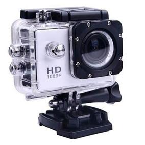 Câmera Fullhd Wi-fi Filmadora Esporte Capacete Prova D