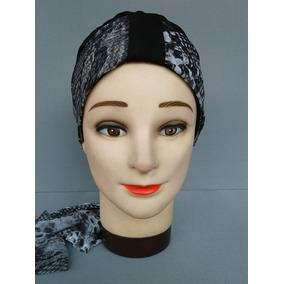 Lenço - Turbante - Touca - Acessórios da Moda Femininas no Mercado ... 105f3702ae4