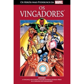 Salvat Marvel N°01 - Vingadores - A Vingança De Ultron
