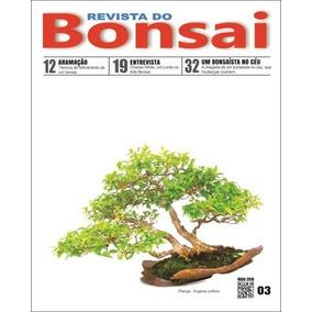 Revista Do Bonsai 03 - Frete Grátis