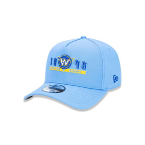 Boné New Era Golden State Warriors - Bonés no Mercado Livre Brasil 5ba1b2f7923