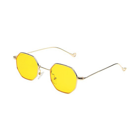 Oculos De Sol Retr Hexagonal - Óculos no Mercado Livre Brasil 9b01812686