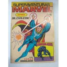 Superaventuras Marvel Nº 2 - 1982 - Ed. Abril - Rara !