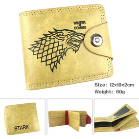 Game Of Thrones Cartera Stark Juego De Tronos Billetera