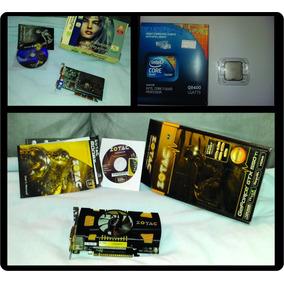 Kit Gamer / Placa De Video Gtx 550ti + Core 2quad + Brinde!