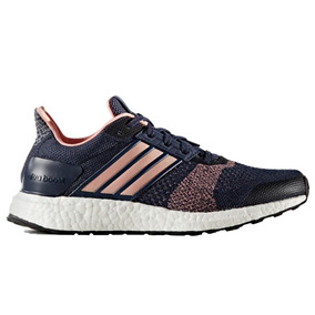 outlet store b1d26 4081f Tenis Atleticos Ultra Boost Street Mujer adidas Ba7832