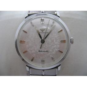 Reloj Wittnauer Original Automático Acero Vintage