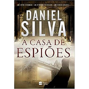 A Casa De Espiões - Daniel Silva