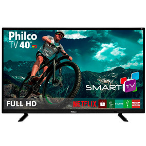 Tv Philco 40 Led Smart Ptv40e21dswn