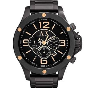 59238c1b5c6cb Rel Gio Armani Exchange Ax1751 1pn Preto - Relógios De Pulso no ...