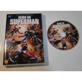 Dvd - Reino Do Superman - Dublado E Legendado