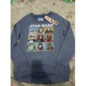 Sudadera Star Wars Disney Original Unisex